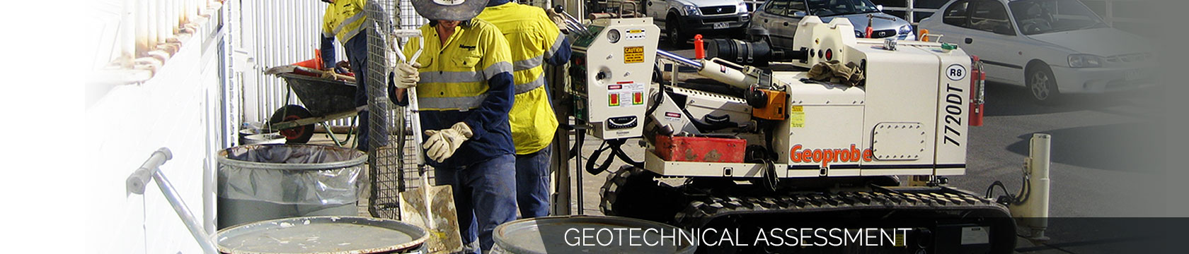 Geotechnical Assessments
